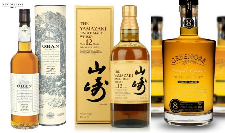 Irlandia, Japonia, Szkocja – Najlepsza Whisky
