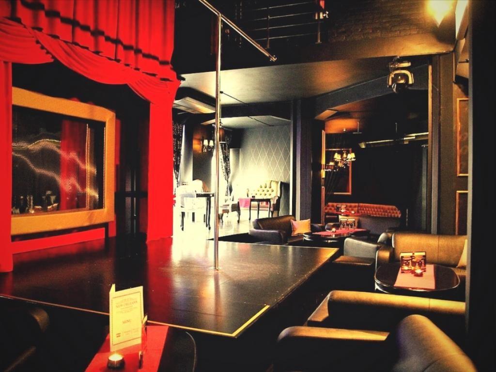 striptiz Warszawa - New Orleans Club