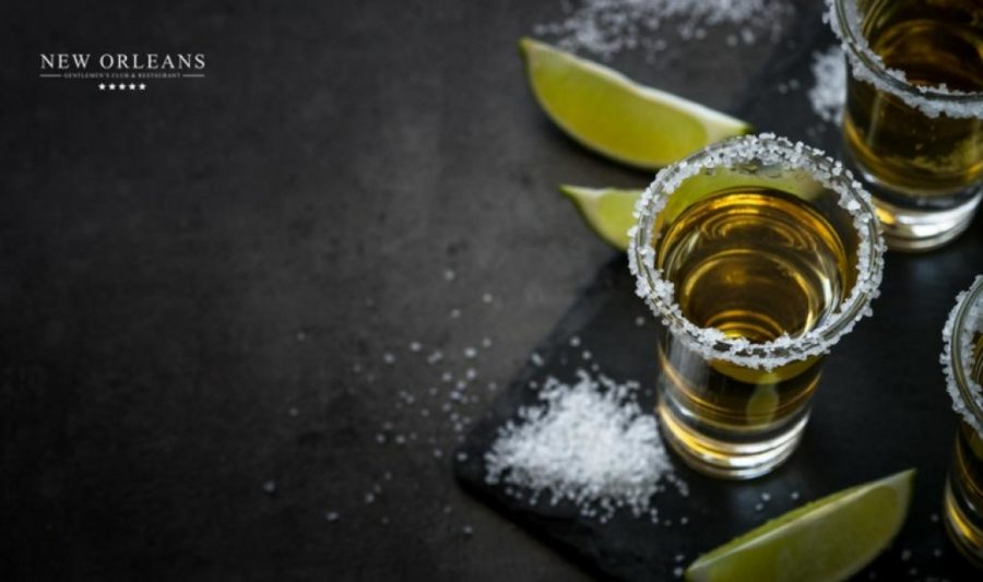 A few words about tequila