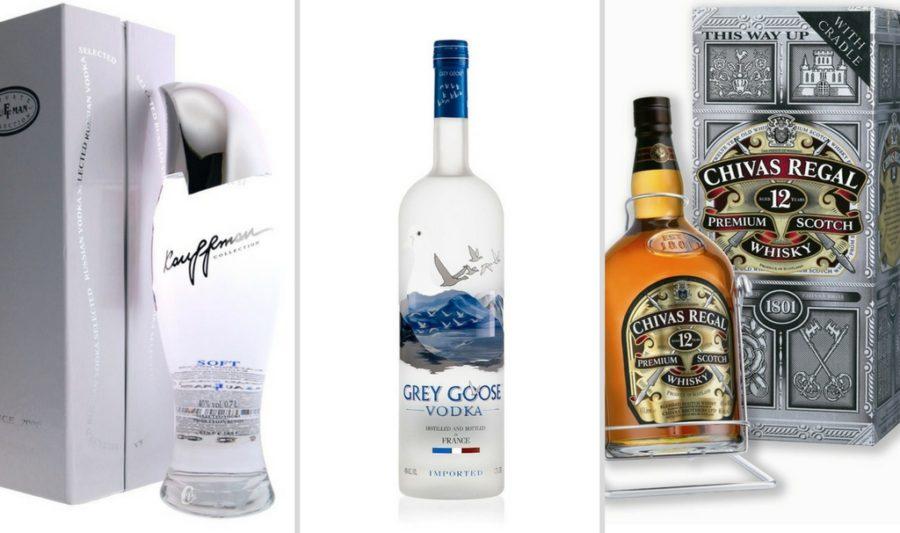 Chivas czy kauffman – wybierz alkohol dla siebie