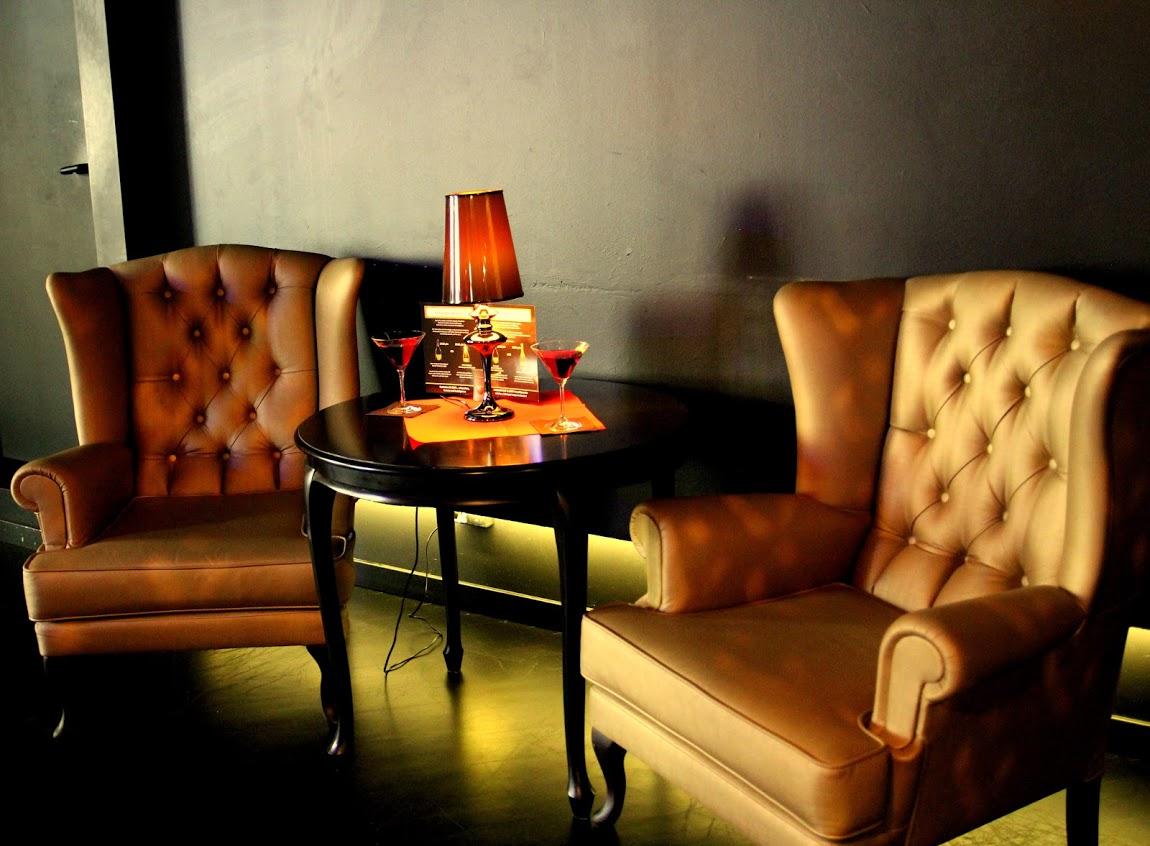 Night Club Warsaw, wystrój New Orleans Club
