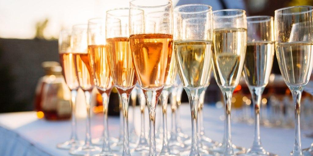 szampan w klubie - New Orleans Warszawa
