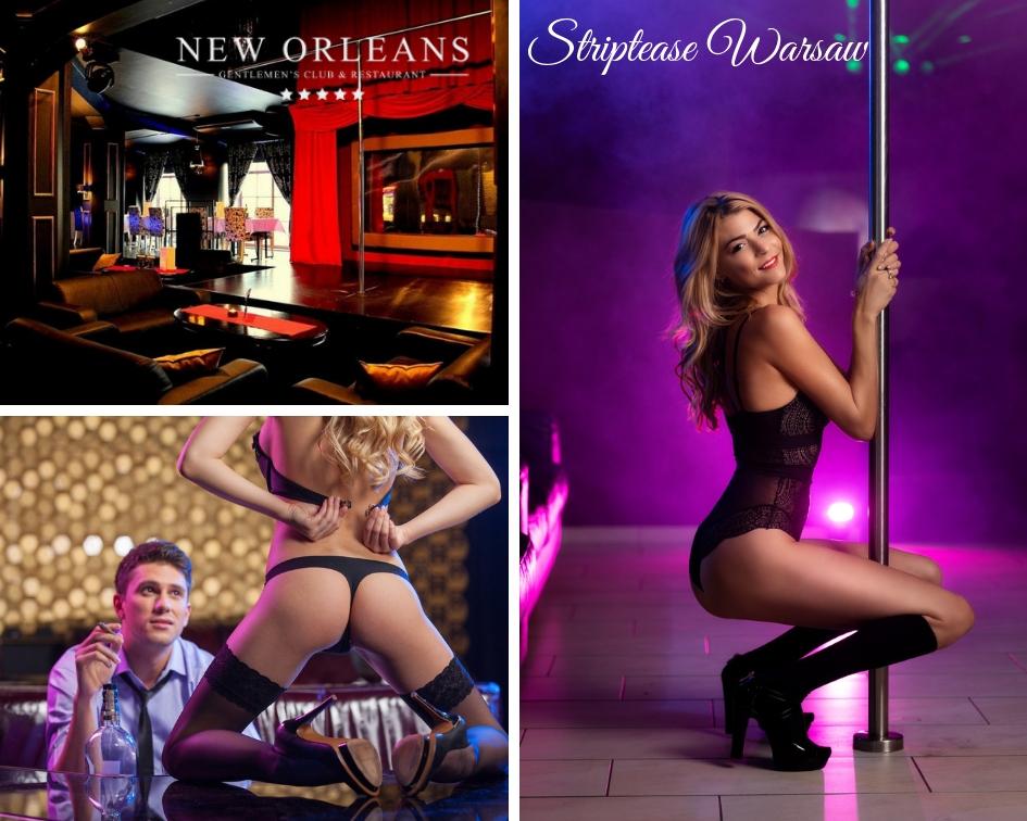 Striptease Warsaw