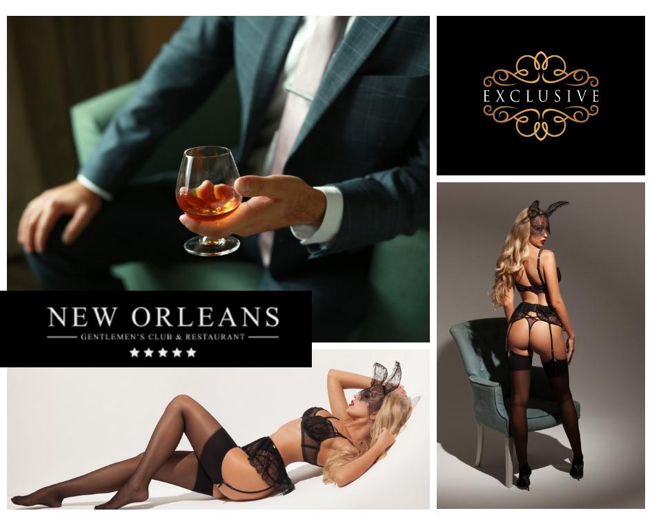 Wieczór kawalerski w New Orleans - poznaj nasze pakiety