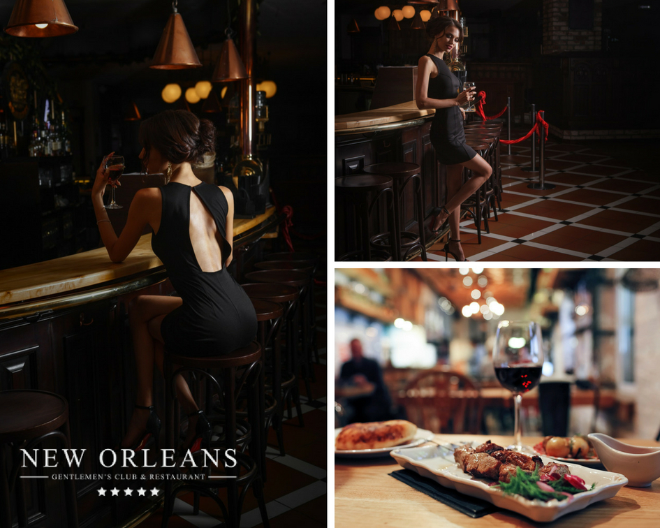 Firmowe przyjęcie biznesowe w New Orleans