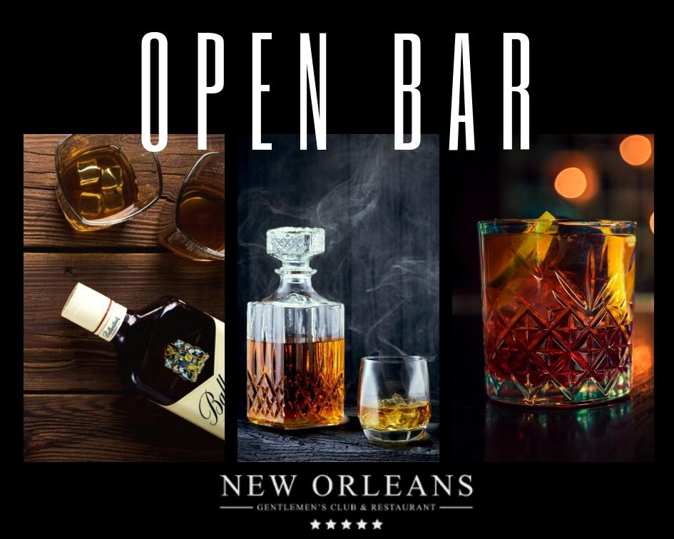 Selskapsmøte i New Orleans
