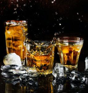 Wtorek z whisky w new orleans club